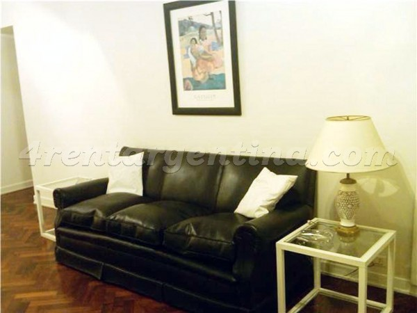 Arenales and Austria: Furnished apartment in Palermo