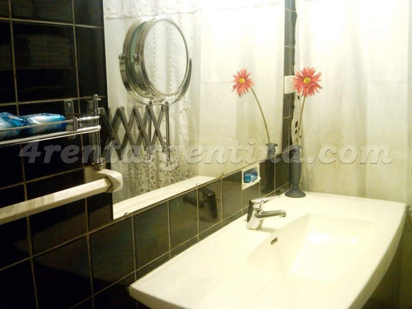 Apartment Arenales and Austria - 4rentargentina
