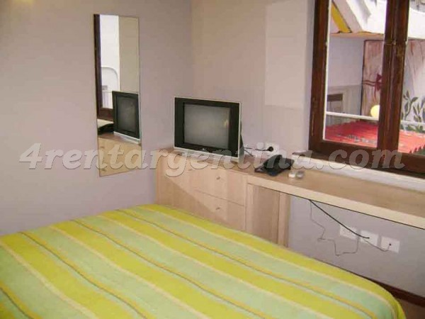 Bme. Mitre et Libertad IX: Apartment for rent in Downtown