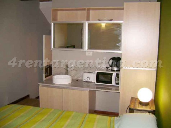 Bme. Mitre et Libertad IX: Furnished apartment in Downtown