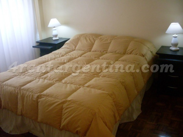 Olazabal and Amenabar, apartment fully equipped