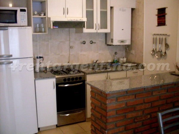 Amenabar and Ugarte: Apartment for rent in Belgrano