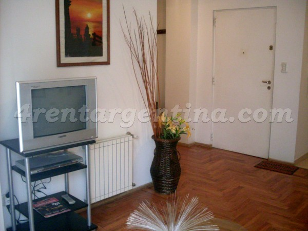 Amenabar and Ugarte, apartment fully equipped