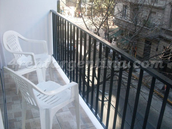 Apartment Billinghurst and Santa Fe - 4rentargentina
