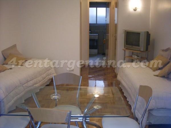 Apartment Billinghurst and Santa Fe - 4rentargentina