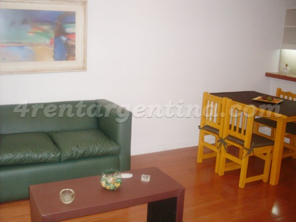 Apartment Aguilar and Ciudad de la Paz - 4rentargentina