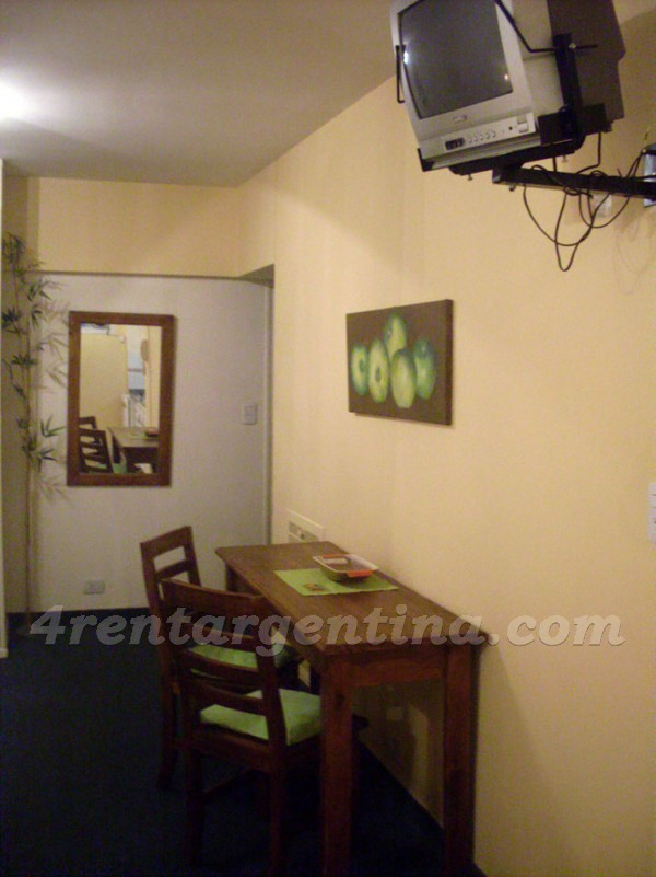 Santa Fe et Vidt: Apartment for rent in Buenos Aires