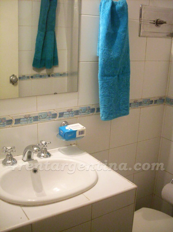 Santa Fe et Vidt, apartment fully equipped