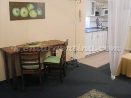 Apartamento Santa Fe e Vidt - 4rentargentina