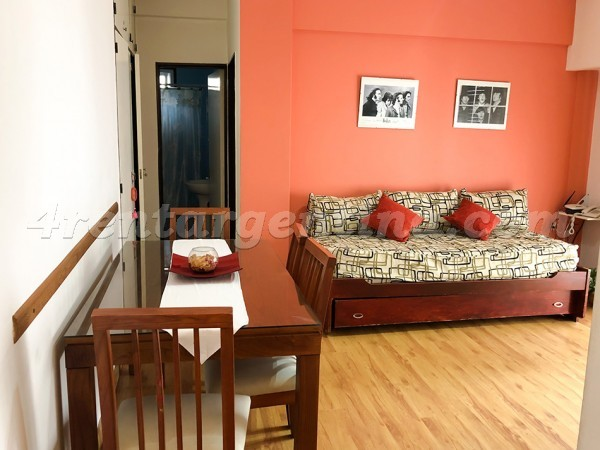 Lavalle and Medrano: Apartment for rent in Almagro