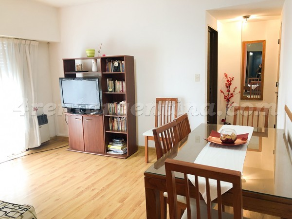 Lavalle and Medrano, apartment fully equipped
