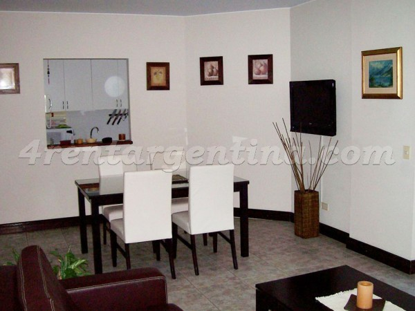 Olazabal and Libertador: Apartment for rent in Belgrano