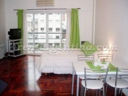 Apartment Mario Bravo and Cabrera - 4rentargentina