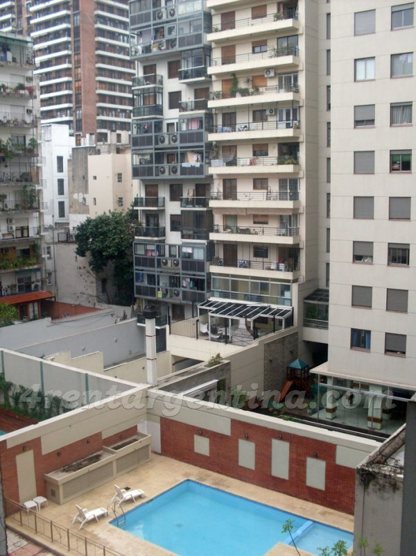 Apartment Las Heras and Bulnes - 4rentargentina