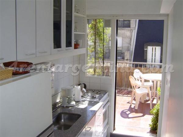 Apartamento Peña e Uriburu II - 4rentargentina