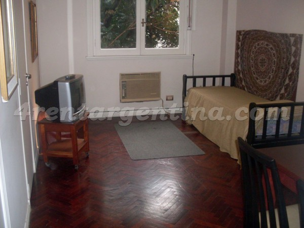 Reconquista and Tucuman: Apartment for rent in Buenos Aires