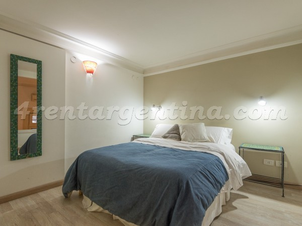 Apartment H. Yrigoyen and Piedras - 4rentargentina