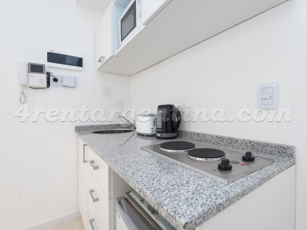 Apartment Laprida and Juncal III - 4rentargentina