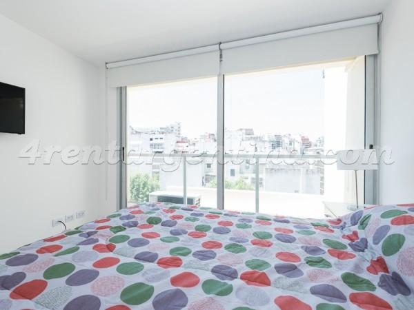 Apartment Laprida and Juncal III - 4rentargentina