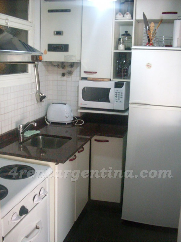 Pellegrini and Rivadavia I: Apartment for rent in Downtown