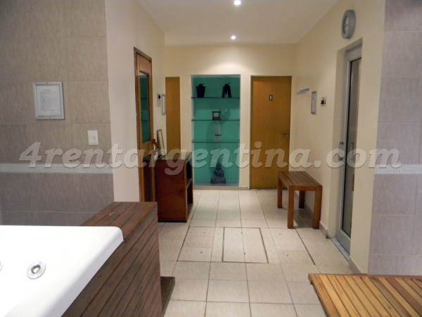 Manso and Pe�aloza, apartment fully equipped