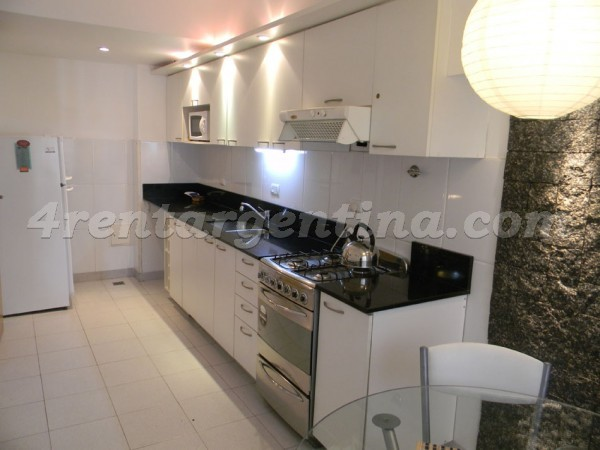 Manso and Pe�aloza: Apartment for rent in Puerto Madero