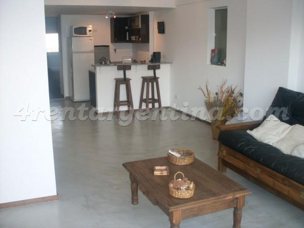 Apartamento Niceto Vega e Fitz Roy - 4rentargentina