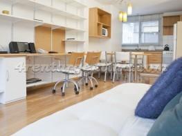 Apartamento M.T. Alvear e Pellegrini - 4rentargentina