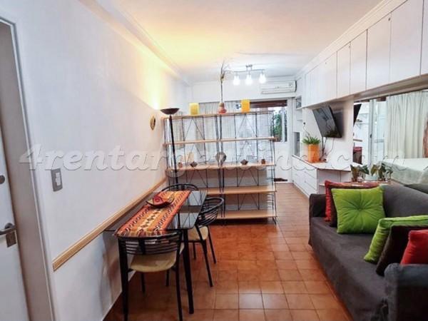 Apartment Ecuador and Santa Fe VI - 4rentargentina