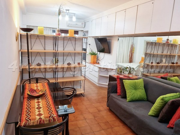 Departamentos Recoleta Ecuador Y Santa Fe Vi Apartamento Buenos Aires En Alquiler