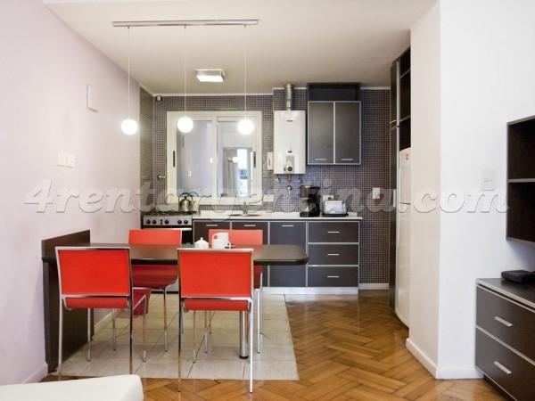 Apartamento Tucuman e Maipu I - 4rentargentina