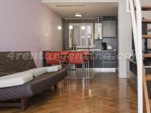 Tucuman and Maipu I: Apartment for rent in Buenos Aires