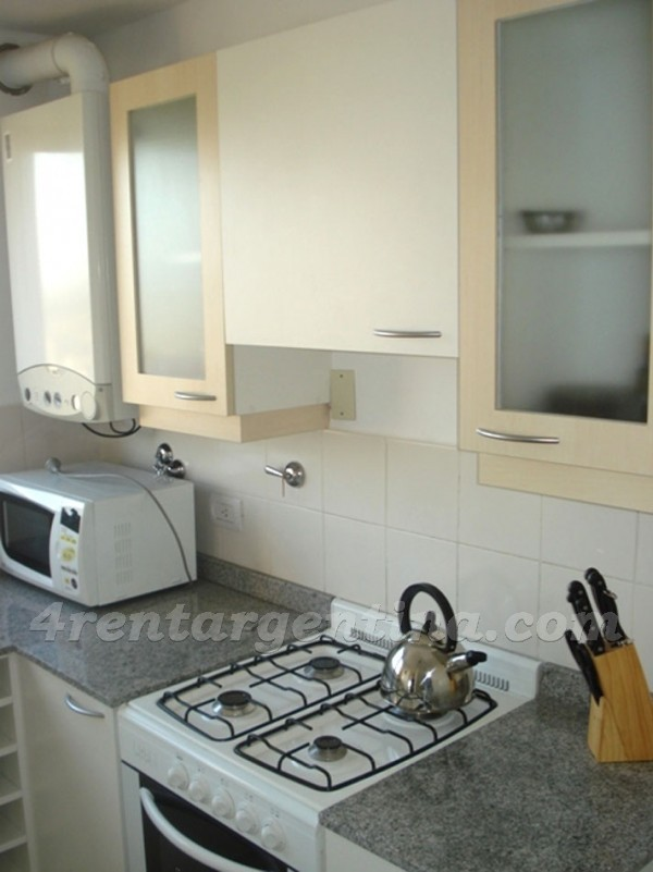 Montes de Oca and Villafa�e I: Apartment for rent in Buenos Aires