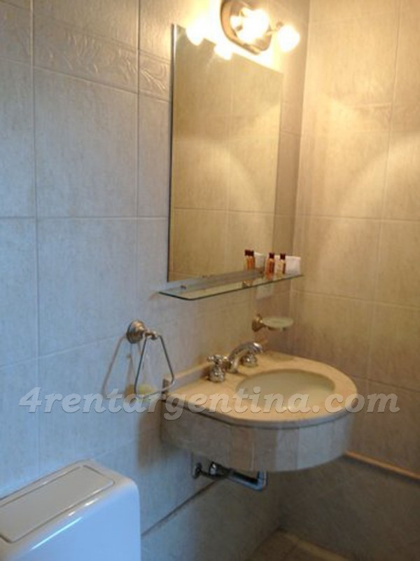 Manso and Pe�aloza I: Apartment for rent in Puerto Madero