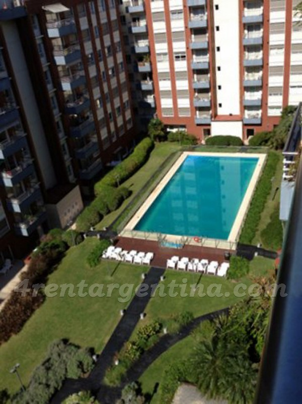 Apartment Manso and Peñaloza I - 4rentargentina