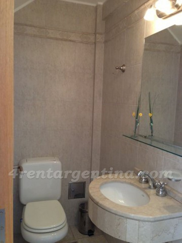 Manso and Pe�aloza I: Furnished apartment in Puerto Madero