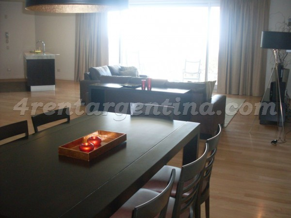 Manso and Alvear Pacini I: Apartment for rent in Buenos Aires