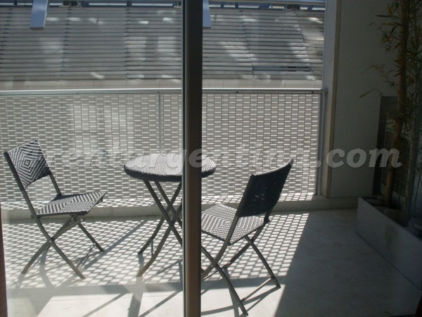 Manso et Alvear Pacini IV: Apartment for rent in Puerto Madero
