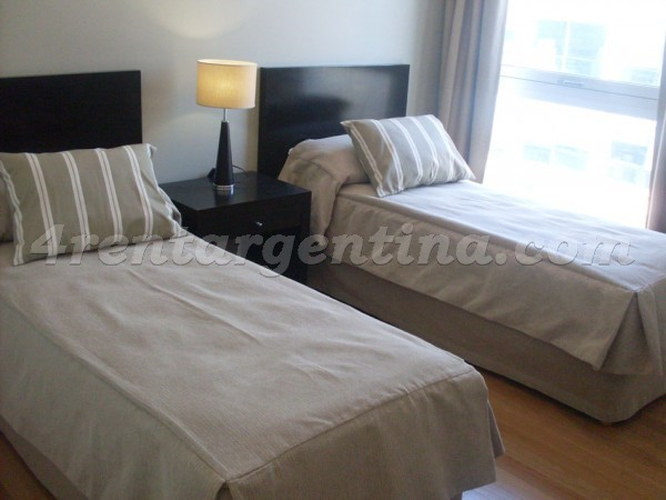 Manso and Alvear Pacini IV: Apartment for rent in Puerto Madero