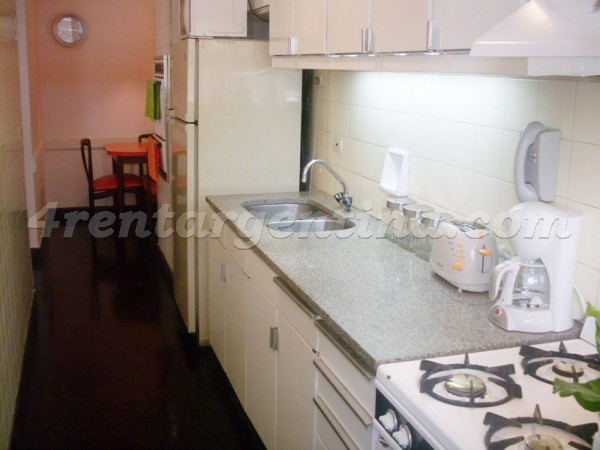 11 de Septiembre et La Pampa: Apartment for rent in Belgrano