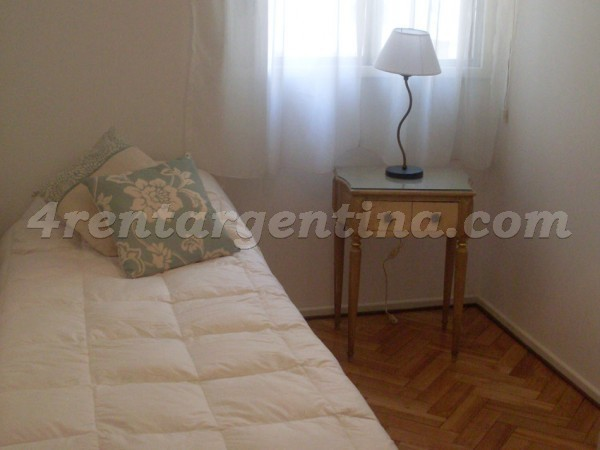 11 de Septiembre and La Pampa, apartment fully equipped