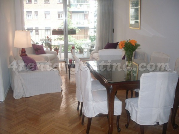 11 de Septiembre and La Pampa: Apartment for rent in Belgrano