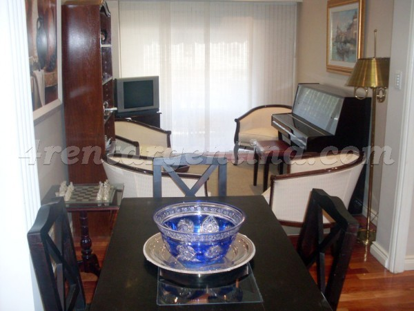 Peron and Talcahuano: Apartment for rent in Buenos Aires
