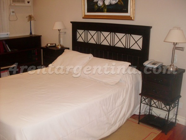 Peron and Talcahuano: Apartment for rent in Downtown