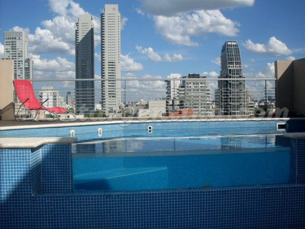 Carranza and Nicaragua I: Apartment for rent in Buenos Aires