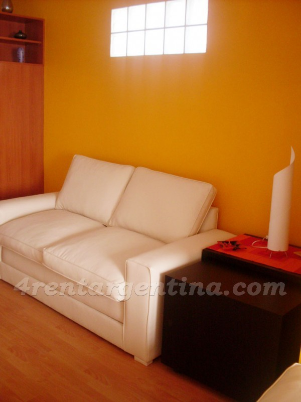 Ayacucho and Sarmiento I: Furnished apartment in Downtown