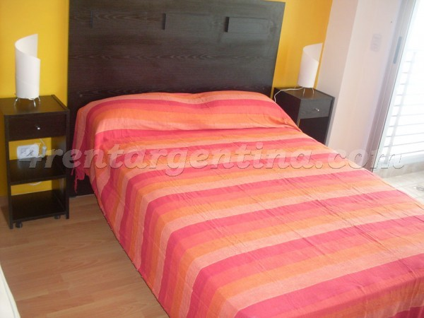 Ayacucho et Sarmiento I: Furnished apartment in Downtown