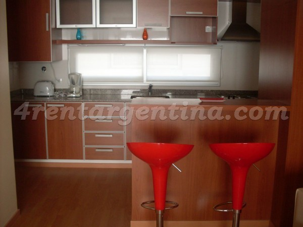 Ayacucho et Sarmiento I: Apartment for rent in Buenos Aires