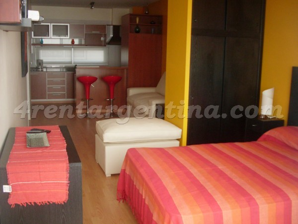 Ayacucho and Sarmiento I, apartment fully equipped