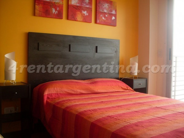 Ayacucho and Sarmiento I: Apartment for rent in Downtown